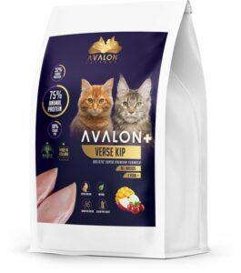 Avalon+ Verse Kip Super Premium - Kattenvoer - 5Kg