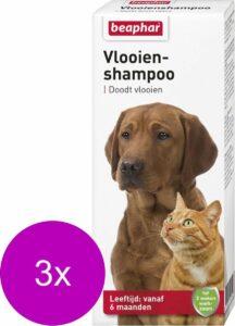 Beaphar Vlooienshampoo Knock-Down Hond - Anti vlooienmiddel