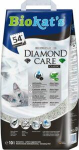 Biokat's Diamond Care Classic Aloe Vera Geur - Kattenbakvulling - 10 l