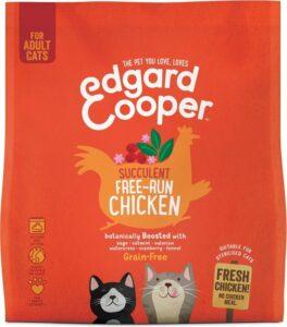 Edgard & Cooper Verse scharrelkip Brok - Voor volwassen katten - Kattenvoer - 1.75kg