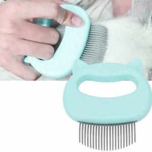 Gofive kattenkam - Kattenborstel - Kattenhaar verwijderaar - Voor lang- en kortharige huisdieren