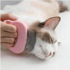 Gofive kattenkam - Kattenborstel - Voor lang- en kortharige huisdieren