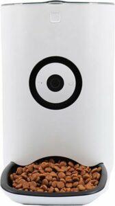 LifeSolutions - W96 - Wifi Voerautomaat Wit - Automatische Voerbak - Voerautomaat met App - Instelbaar Voedingsschema - Pet Feeder