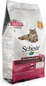Schesir Sterilized Ham Ham - Kattenvoer - 10 kg