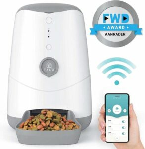 Talo Slimme Automatische Voerbak op Wi-Fi – Pet Feeder