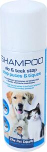 The Pet Doctor vlo & teek stop shampoo, 200 ml