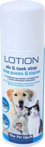 Vlo en teek stop lotion, 200 mL