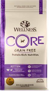 Wellness Core Grain Free Kitten - Kalkoen & Kip - Kattenvoer - 1.75 kg