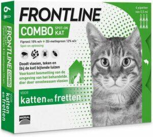 Frontline Kat - fret Combo Spot On