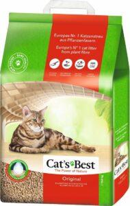 Cat's Best Original - Kattenbakvulling